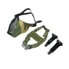 WL Quality Multicam TMC Airsoft Paintball PDW Soft Side 2.0 Half Face Mesh Mask