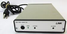 Link IEC-750 Video DA Distribution Amplifier