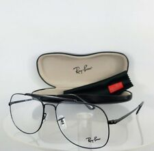 969190a8f14 Brand New Authentic Ray Ban RB 6389 Eyeglasses RB6389 2509 Black Frame