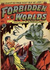 Forbidden Worlds #1 Photocopy Comic Book Frazetta Williamson Art