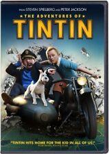 The Adventures of Tintin (DVD,2011)