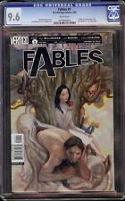 Fables # 1 CGC 9.6 White (Vertigo, 2002) 1st issue of series