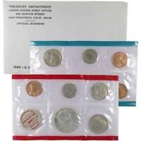 1969 U.S. Mint Uncirculated Set