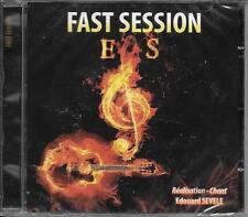 RARE CD 8 TITRES EDOUARD SEVELE FAST SESSION ES DE 2014 NEUF SCELLE
