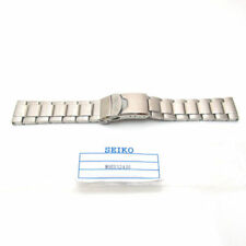 Seiko Men's Stainless Steel Wristwatch Straps