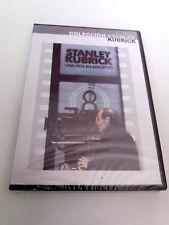 """DVD """"STANLEY KUBRICK UNA VIDA EN IMAGENES"""" PRECINTADO SEALED DOCUMENTAL"""