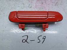 NEW RH FRONT OUTER DOOR HANDLE FOR 1998 2001 NISSAN ALTIMA NI1311122