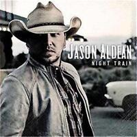 JASON ALDEAN Night Train feat. The Only Way I Know CD NEW