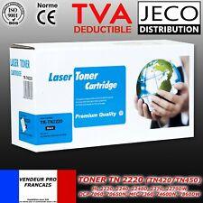 Toner Laser TN2220 compatible Brother HL2130 MFC7360N HL2240 dcp-7060d HL2250DN