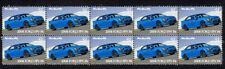 FORD 2008 FALCON FPV F6 STRIP OF 10 MINT STAMP 2