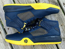 Adidas Shoes D Rose Bounce 773 IV Basketball Sneakers 17 Rare Navy Yellow New