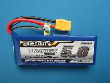 TURNIGY 5000mAh 3S 11.1V 60C 120C LIPO BATTERY XT90 HEAVY DUTY TRUCK BOAT BUGGY