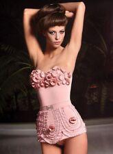 Prelude retro Badpak badeanzug one-piece swimsuit M 38 NIEUW NEW NEU classic