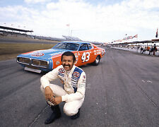 RICHARD PETTY THE KING STP DAYTONA 500 NASCAR RACING 8X10 PHOTO