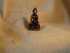 Buddha Budda Buda Budah Goa Miniatur Figur 3,40 cm hoch - 1,70 cm breit (8)