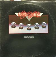 AEROSMITH ROCKS LP 1976 COLUMBIA 34165 INNER