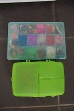 ASSORTED LOT OF LOOM BANDS++5 UNOPENED BAGS