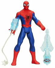 Marvel - Figura electronica Spiderman - Ataque triple - The Amazing Spider-man