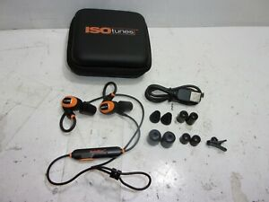 ISO Tunes PRO 2.0 Bluetooth Noise Canceling EarBuds