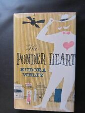 Eudora Welty. THE PONDER HEART. First Edition. Rare in great condition!