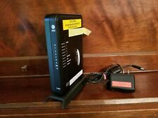 AT&T 7550 Netgear DSL Modem Router B90-755025-15 with AC Adapter Wi-Fi ADSL2+