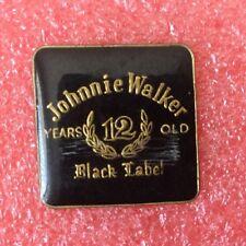 Pins JOHNNIE WALKER BLACK LABEL SCOTCH WHISKY