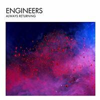 Engineers - Always Returning (2017)  2CD Digibook  NEW/SEALED  SPEEDYPOST