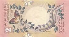 Ceylon  2  Rupees  25.03.1979  Series  A/58  Circulated Banknote RA1
