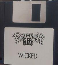 Wicked (Electric Dreams, 1989) Commodore Amiga (Diskette)