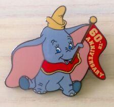 Disney Rare Dumbo 60th Anniversary Le Pin Disneyland Dlr