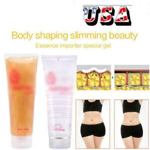 Body Slimming Anti Cellulite Massage Gel for Ultrasonic Cavitation Machine USA