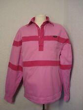 Toggi pink & raspberry cotton canvas sweatshirt top 14-16