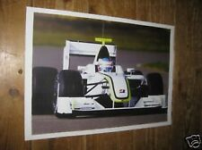 Jenson Button Honda Racing F1 Great POSTER