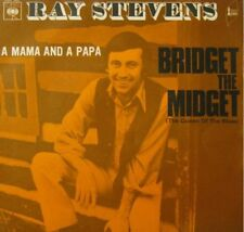 RAY STEVENS bridget the midget/a mama and a papa SP VG+
