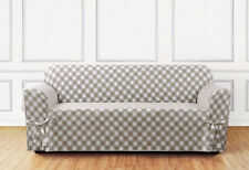 Canvas Sure Fit Furniture Slipcovers Ebay