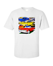 1960 Ford Galaxie Sunliner Starliner Classic Car T-shirt Single OR Double Print