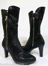 Aquatalia by Marvin K. Black Boot Size  6