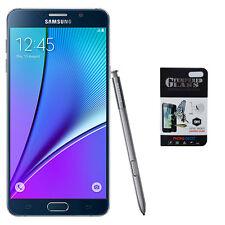 New Samsung Galaxy Note 5 SM-N920V - 64GB Black Verizon & GSM Unlocked