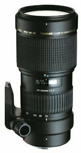 TAMRON LargeAperture Telephoto Zoom Lens SP AF70-200mm F2.8 Di For Pentax (Used