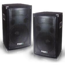 DJ-Lautsprecher PA-Boxen DJ-Equipment Event 800 Watt 3-Weg Bass Big Light