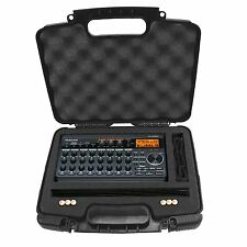 TOUGH Recorder and Accessory Hard Case w/ Dense Foam for TASCAM Dp-008ex , , ,