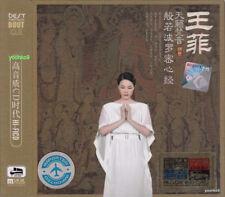Faye Wong 王菲 天籟梵音 佛樂 3 CD 22 Songs HD Mastering
