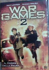 Dvd - WAR GAMES 2