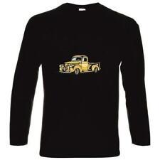 Señores camuflaje manga larga camisa Oldtimer auto ALT estampados Cool tendencia tshirt