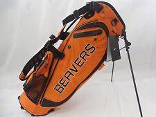 New Nike Collegiate Golf Stand Carry Bag Oregon State Beavers Orange & Black