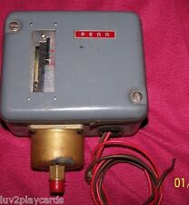 Johnson Controls Penn Proportional Band Pressure Control Model # P80ABA-30