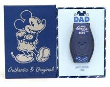 Disney Parks 2021 Fathers Day Best Disney Dad Mickey Magic Band LE1500 Unlinked