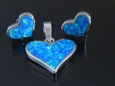 Echtschmuck aus Sterlingsilber mit Opal-Hauptstein für Damen