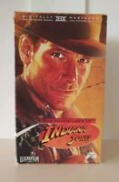 Indiana Jones Complete Adventure In 3 VHS Tapes Original Trilogy By Lucasfilm