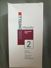 GOLDWELL VITENSITY Permanent Wave 2 Natural Hair WITH UP TO 50% HIGHLIGHTS